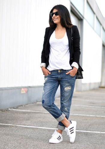 Cómo usar una camiseta blanca | Luxury Avenue