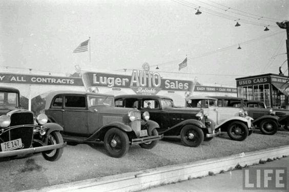 Nice Thanks! Vintage Used Car Lots Pinterest Cars