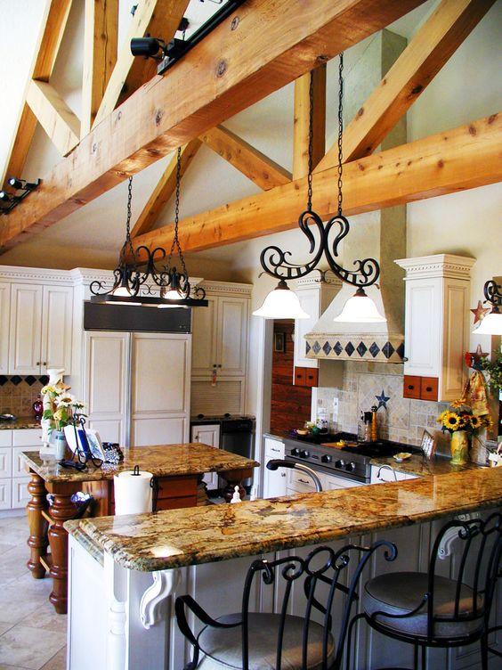 Light filled kitchen in contemporary Truehome
