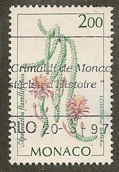 Monaco Scott 1918 Cactus, Flora Used -