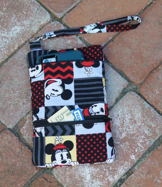 iPhone 6 Plus Galaxy Note 4 Otterbox Mickey by ChristyRaynDesigns