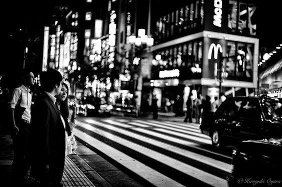 Silence Bustling Street   Silence of Silence