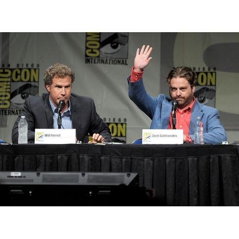 WILL Ferrell and Zack Galifianakis