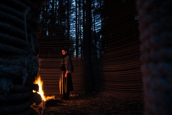 Gallery of Forest Temple / Marco Casagrande - 19