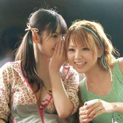 Sayumi Michishige and Reina Tanaka #MorningMusume
