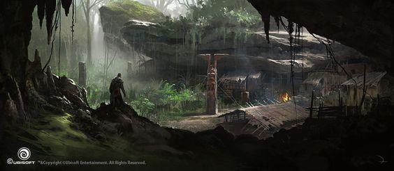 Assassin's Creed IV Black Flag Concept Art, Martin Deschambault on ArtStation at http://www.artstation.com/artwork/assassin-s-creed-iv-black-flag-concept-art-aba3cdf2-c7a6-4111-b9b4-4118b3bf2ff4