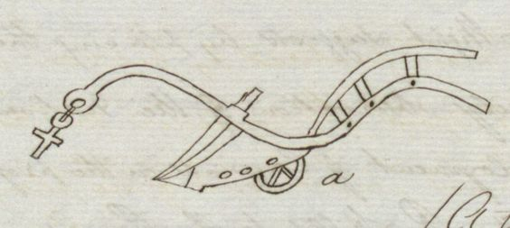 From the Untold Lives blog post 'Convicts and ploughs'