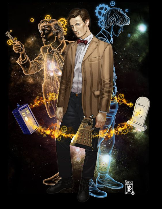 Dr. Who - Chris Collins