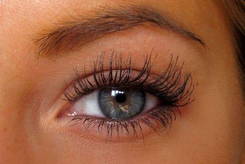 Love those lashes