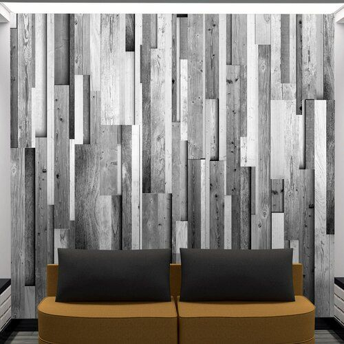 Muse 10m X 50cm Wallpaper Panel East Urban Home Colour Grey Wallpaper Panels East Urban Home Hazelwood Home