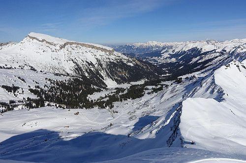 Kleinwalsertal Austria, by steynard