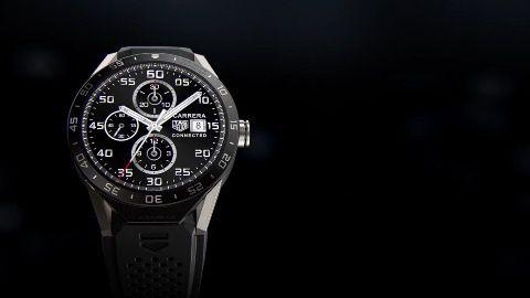 Android-Wear: Smartwatch von TAG Heuer aus Gold für knapp 10.000 US-Dollar - Golem.de