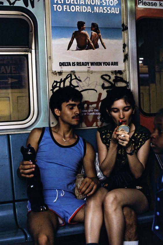 Subway, NYC: