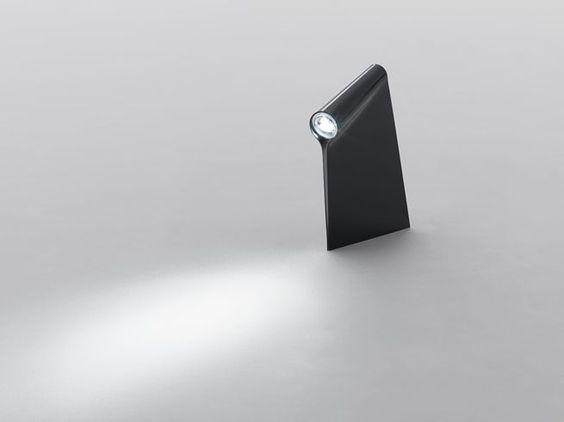 一枚のアクリル板で光を「覆う」  nendo   hood for Established & Sons nendo: Lamp ...