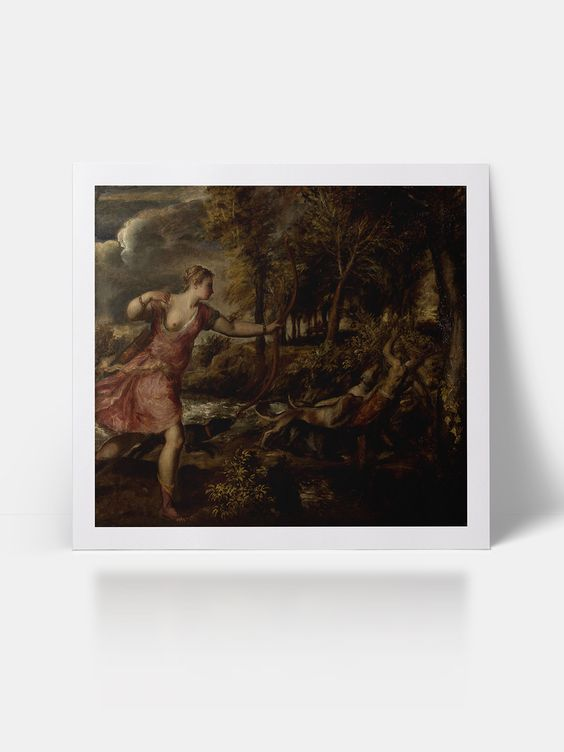 THE NATIONAL GALLERY , The Death of Actaeon  #shopigo #shopigono17 #ss16 #conceptstore #onlinestore #onlineshopping #buyonline #onlineconceptstore #home #thenationalgallery #TheDeathOfActaeon