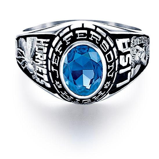 Class Ring Stone Cuts