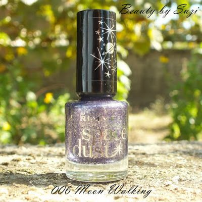 Rimmel Space Dust Collection, 006 Moon Walking