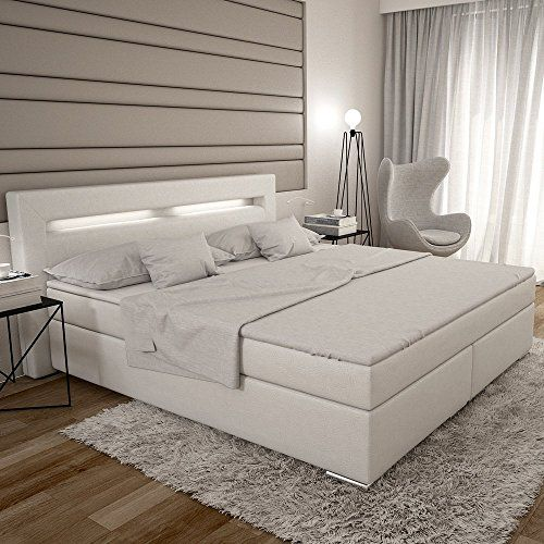 Awesome Bett Mit Minimalistisch Grauem Design Bilder Images