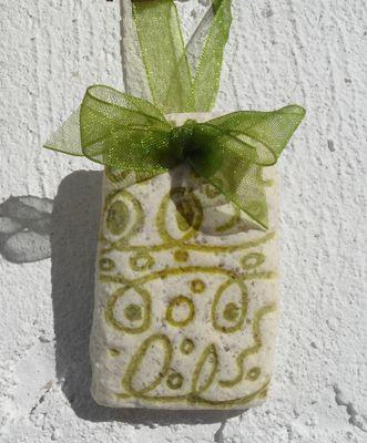dough ornaments | Make Salt Dough Ornaments with Rubber Stamps