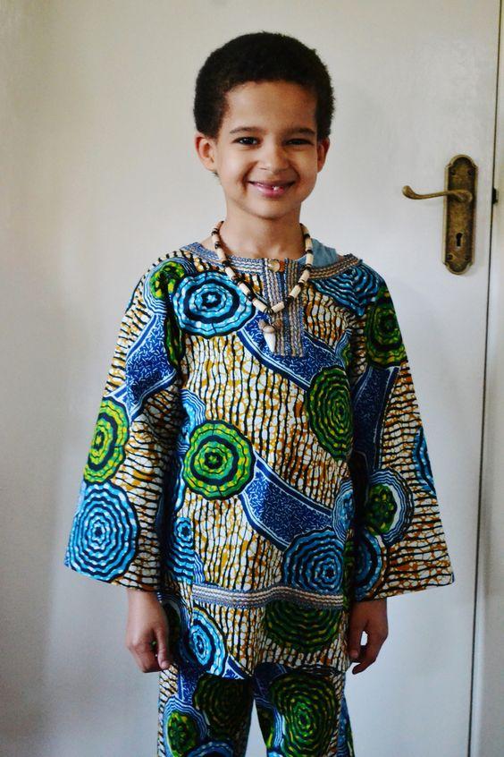 Traditional African Boys Outfit Igbo Naija Handmade By Naomi Anagu | Nigeria | Pinterest ...