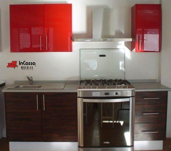 Cocina Mod. ASIA 2.20m. PRECIO: Diseñada para ESTUFA $5,990 / / / Diseñada para PARRILLA $7,990.