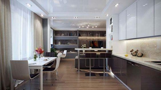 Kitchen striking home visualizations by pavel vetrov kitchen pinterest kitchens