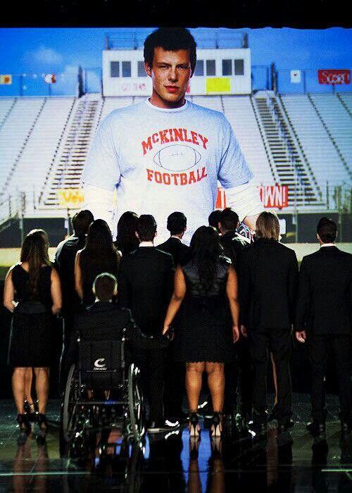 """Glee - """"The Quarterback"""""""