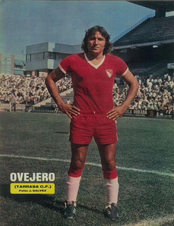 123 - Ovejero (Tarrasa Club de Fútbol).