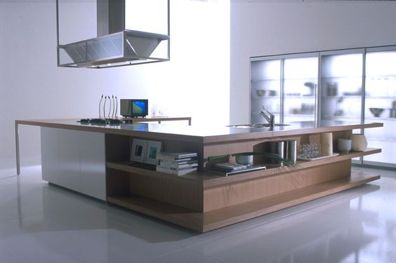 sheer counter space - by Lissoni