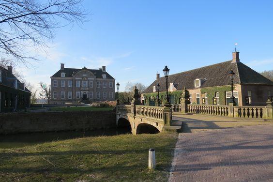 2015-03-08 Kasteel Eerde tussen Den Ham en Ommen is een mooi landgoed van Natuurmonumenten. Mooie gebouwen en rustige omgeving, vooral als je op tijd bent.
