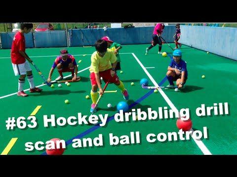 62 Hockey Pass And Move Youtube Hockey Training Field Hockey Drills Hockey