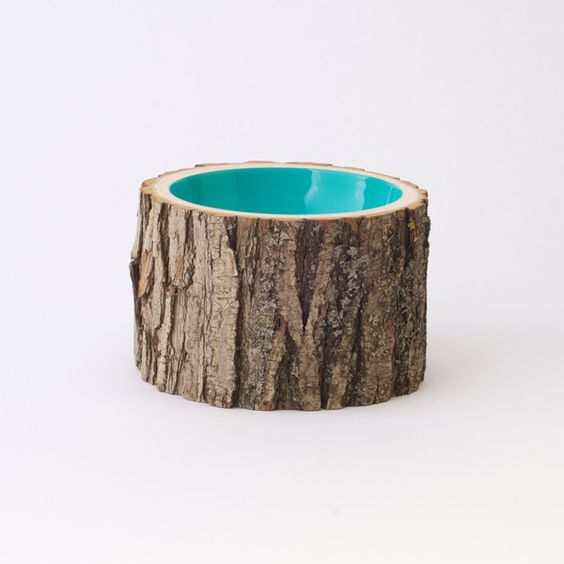 Log Bowl by Loyal Loot Collective in Alberta