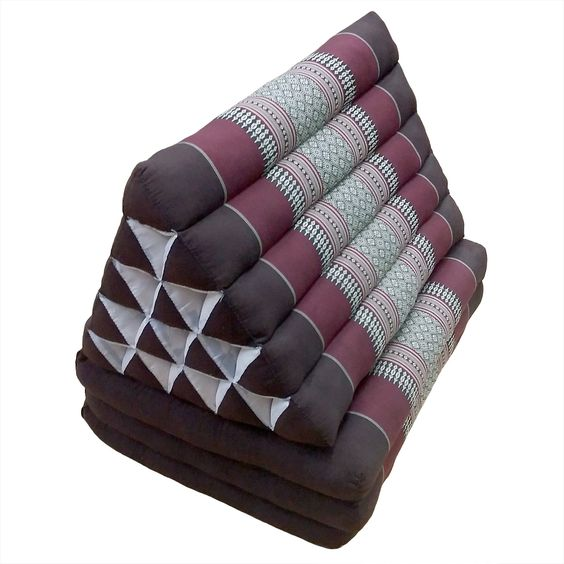 Looking for quality Thai triangular cushions for use as a day bed? Check out the range at Thai Triangle Cushion.com. Bulk and individual orders accepted.