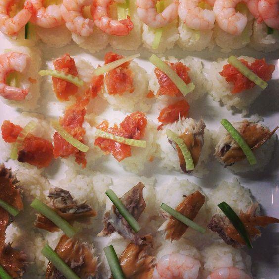 My DIY sushi