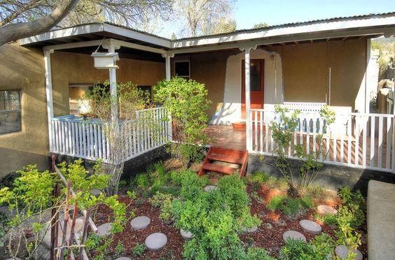 Love that veranda- one day...