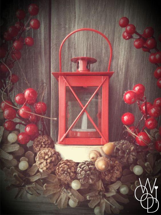 Woodi – Red Lantern