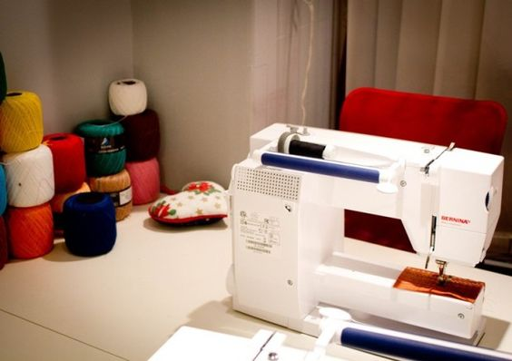 Sewing class in Paris !