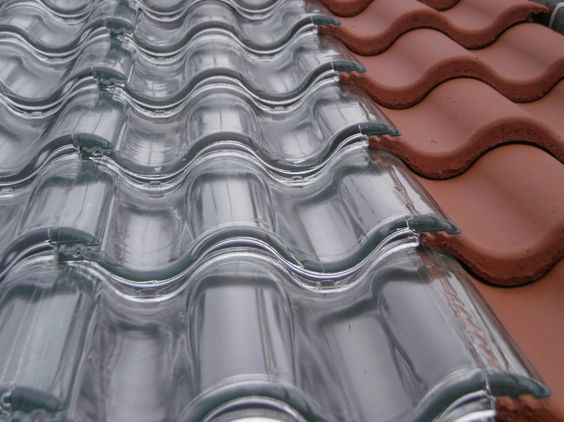 "Looking for an ""elegant"" alternative to the existing household heating systems? The glass roof..."