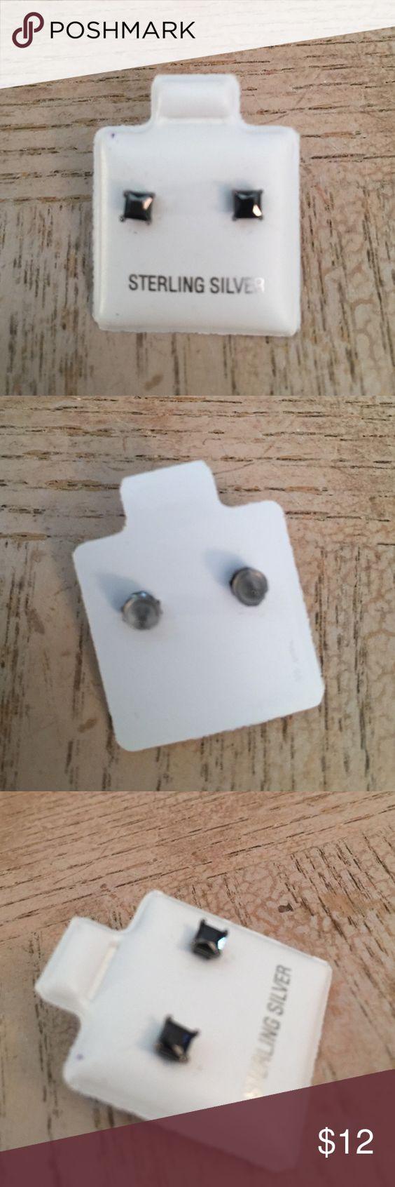 Earrings Sterling silver 💎 Earrings Sterling silver 💎 Jewelry Earrings