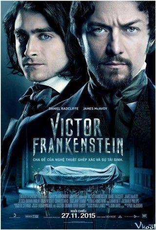 Quái Vật Victor Frankenstein - HD
