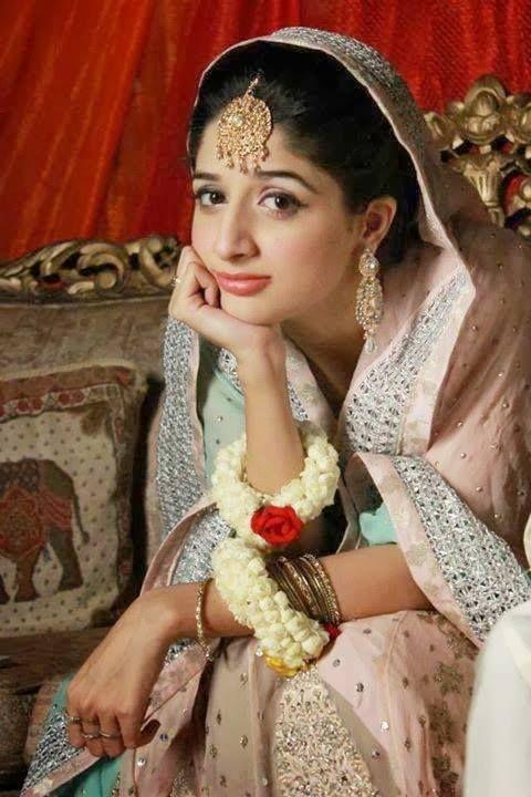 Mawra Hocane bridal beauty