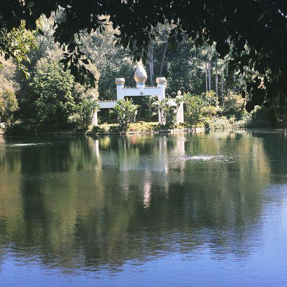 #happy #la #meditation #love #inspiration #temple #yoga ❤️❤️  (at Lake Shrine Temple)