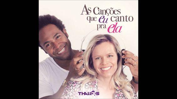 Thalles Roberto - Aonde Está Você - As canções que canto pra ela - 2015