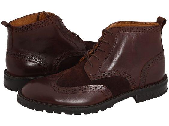 Florsheim Gaffney boots.