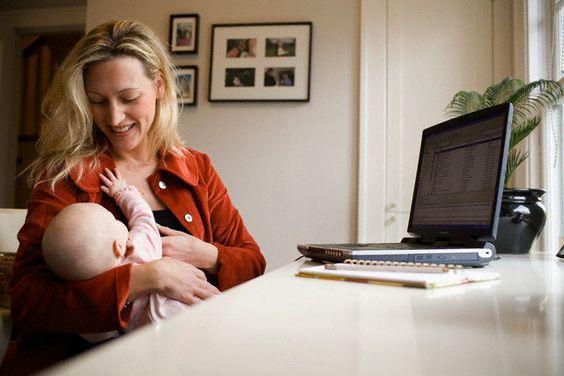 CARREIRA - A difícil escolha entre ter uma carreira profissional e ser mãe  #gravidez #carreira #trabalho