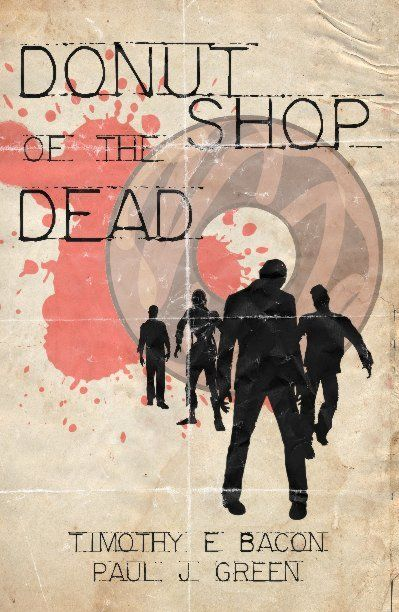 Donut Shop of the Dead | Book Preview