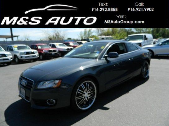 Coupe 2011 Audi A5 2 0t Premium Quattro Coupe With 2 Door In Sacramento Ca 95815 Audi A5 Audi Coupe