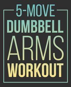 Start Lifting Weights With This Dumbbell Arms Workout - http://nifyhealth.com/start-lifting-weights-with-this-dumbbell-arms-workout/