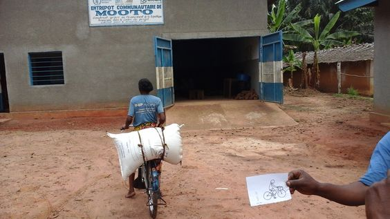 Elyx in DRC | FAO and WFP P4P Project - Staff-Mbandaka (3)