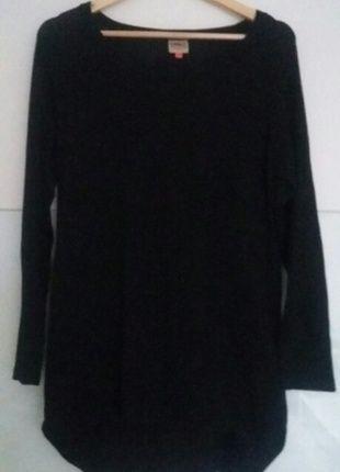 Kaufe meinen Artikel bei #Kleiderkreisel http://www.kleiderkreisel.de/damenmode/strickpullover/134164002-dunner-strickpullover-schwarz